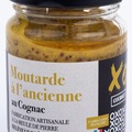 Vente avec paiement en ligne: Moutarde à l'Ancienne au Cognac