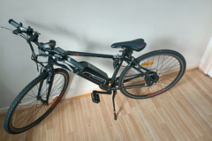 Weekly Rate: Electric bike on rent