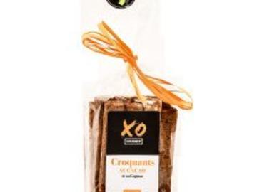 Vente avec paiement en ligne: Croquant au Cacao et au Cognac