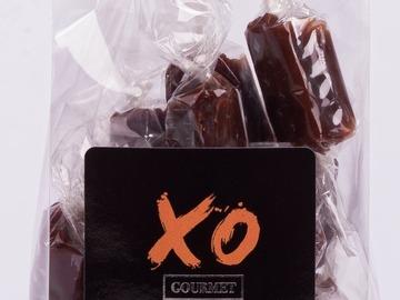Vente avec paiement en ligne: Caramel Chocolat au Cognac