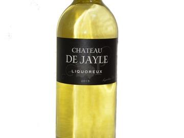 Vente avec paiement en direct: Château de Jayle  Liquoreux