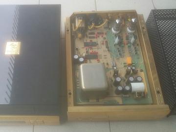 Vente: California Audio Labs Master Series 24k Gold - Transport + SC20