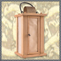 Selling with right to rescission (Commercial provider): Wooden Lantern with parchment windows
