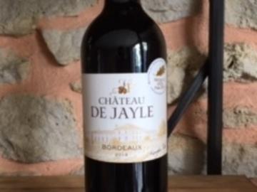 Vente avec paiement en direct: Château de Jayle - Cuvée Tradition 2014 - Bordeaux Rouge