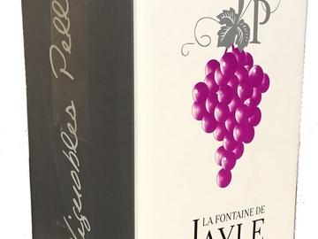 Vente avec paiement en direct: BIB 5 L Vin Rouge