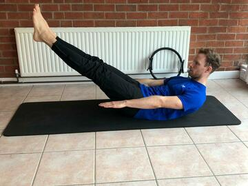 Class Offering: Jeremy Pilates