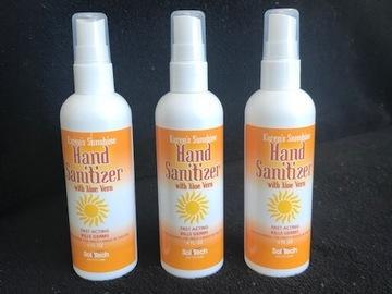 Sell your product: Karen's Sunshine Hand Sanitizer - 4 oz. Spray