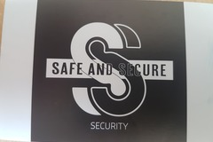 Offering-Per hour service: Safe & Secure Security Services