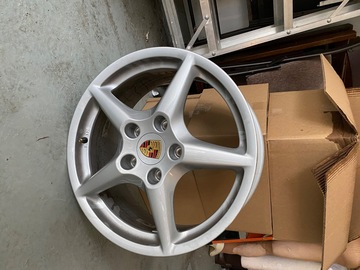 "Selling: Porsche (2008) 911 Wheels. 19"". 4 wheels"