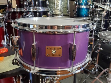 Selling with online payment: Bello 6.5 x13 Fibreglass snare drum