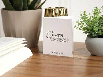 Vente: E-carte cadeau Cache-Cache (80€)
