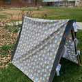 Selling with online payment: Children's pup tent.