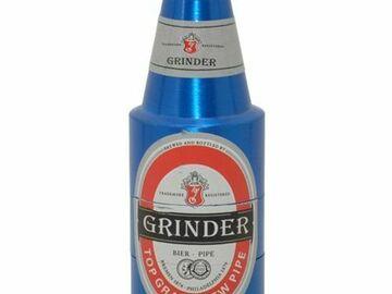 Post Products: BEER BOTTLE HERB GRINDER