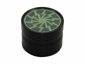 Post Products: LIGHTNING METAL HERB GRINDER