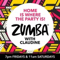 Offering your hiring services: Zumba® With Claudine Online