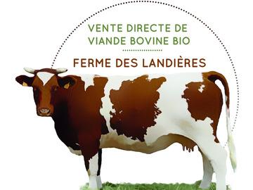 Vente avec paiement en direct: Viande de boeuf et de veau bio