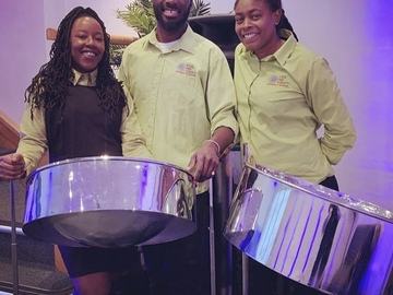 Offering-Per hour service: Steel Pan Agency