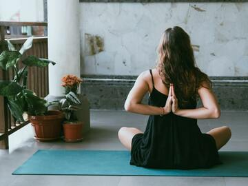 Online Payment - 1 on 1: Gentle Yoga