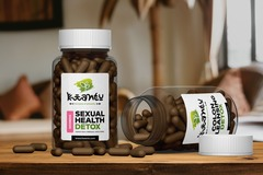 For Sale: Herbal Detox for Period Pain