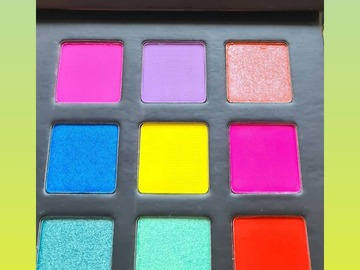 For Sale: Chi Zale Matte Eyeshadow Pallet