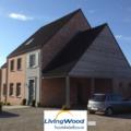 .: Pastorie villa woning in houtskeletbouw | door Livingwood