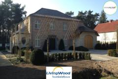 .: Pastorie villa in houtskeletbouw | door Livingwood