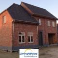 .: Pastorie openwoning in houtskeletbouw | door Livingwood