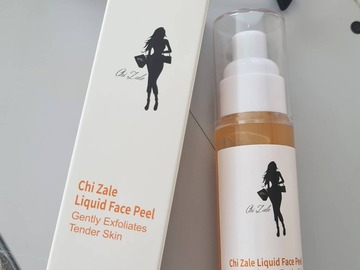 For Sale: Chi Zale Vegan Liquid Face Peel Gel