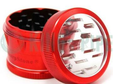 "Post Products: Sharp Stone - 2.2"" Medium Clear Top V2 Grinder"