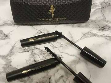 Offering-Per hour service: Black Mascara & Fiber Set - The Wowo Witch Collection