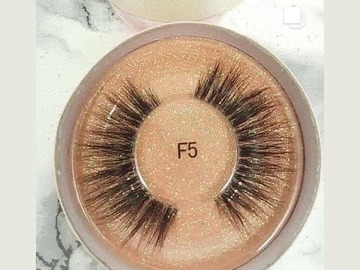 For Sale: F5 3D Wispy Mink Eyelashes
