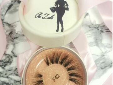 For Sale: F42 3D Mink Lashes