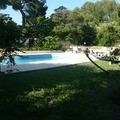 NOS JARDINS A LOUER: Très beau jardin avec piscine a louer