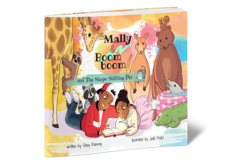 For Sale: Mally & Boom Boom:  and the Shape-Shifting pet!