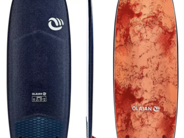 Renting out: 5'4'' Olaian Fish Funboard