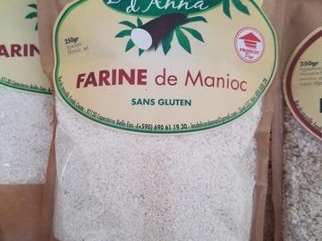 Vente avec paiement en direct: Farine de manioc