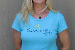 Selling with online payment: Sunshine Everyday T-Shirt or Long-Sleeve