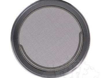 "Post Products: 2.5"" 80 Micron Puff Grinder Replacement Screen"