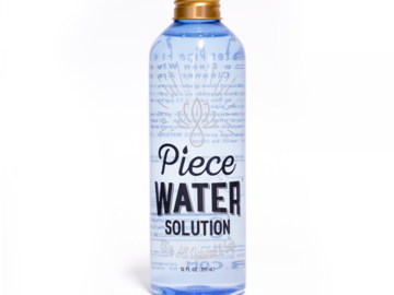 Post Now:  PIECE WATER SOLUTION – 355mL