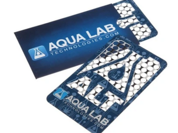 Post Now: V Syndicate Aqua Lab Technologies Grinder Card