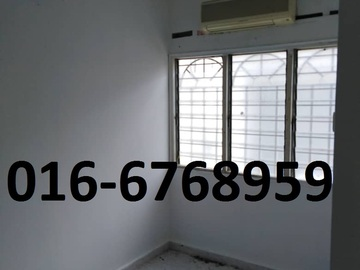For sale: 2 Storey Link House @ Taman Kosas, Ampang