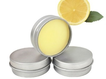 For Sale: Luscious Lemon Lip Balm