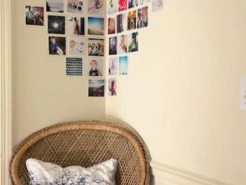 Partage: Comment décorer sa chambre avec trois fois rien ?