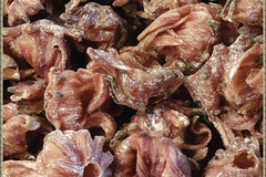 Selling with right to rescission (Commercial provider): Candied hibiscus flowers, 100g