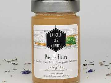 Vente avec paiement en direct: Miel de fleurs d'été 250g