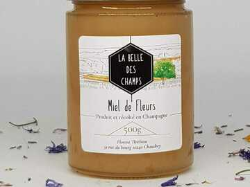 Vente avec paiement en direct: Miel de phacélie 500g