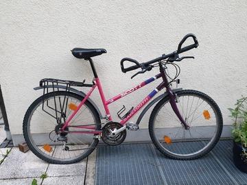 Vemiete dein Bike pro Tag: Damen Mountainbike