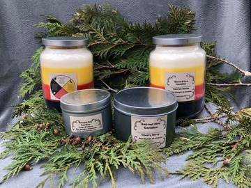 Selling: Sacred Herb 26 Ounce Candle