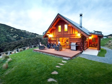 Book this price only on Other Platforms: Cascade Creek Retreat - A Luxurious, Off the grid 'paradise'.