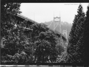 Selling with online payment: St. Johns Bridge